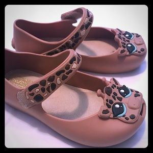 Other - Beautiful, mini Melissa giraffe shoes.